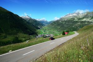 Europe back roads