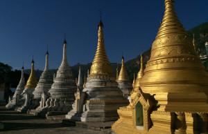 Pagodas...