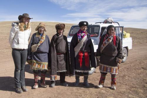 Nomads, Tibet