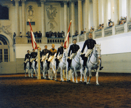 Spanish Court Riding School, Vienna