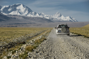 The road to Cho Oyu