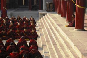 Kumbum Monastery, Qinghai